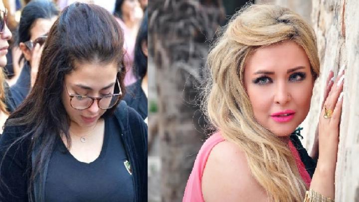صور رندة مرعشلي وابنتها , تعرف علي رنده مرعشلي ومن ابنتها