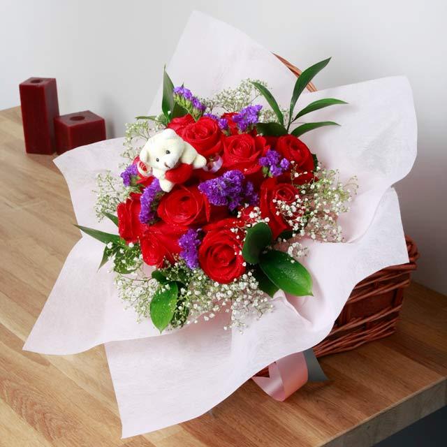 بالصور اجمل صور بوكيه ورد , انواع الورود للعشاق والاحباب 3132 4