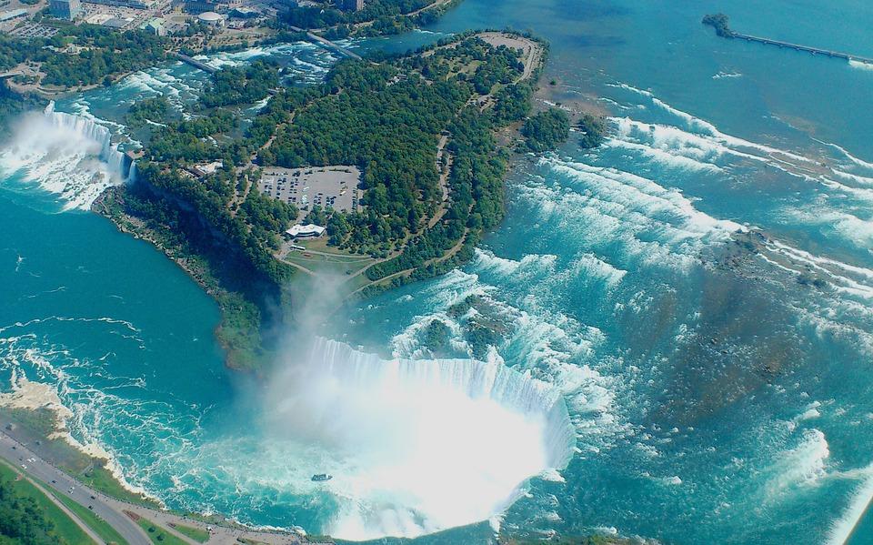 بالصور شلالات نياجرا اين تقع , ما هي فائدة الشلالات 4466 10