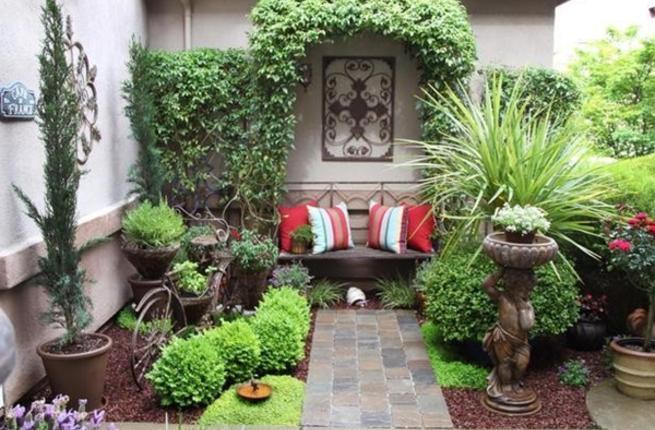 بالصور تزيين حدائق البيوت , اجمل صور الحدائق 4628 11