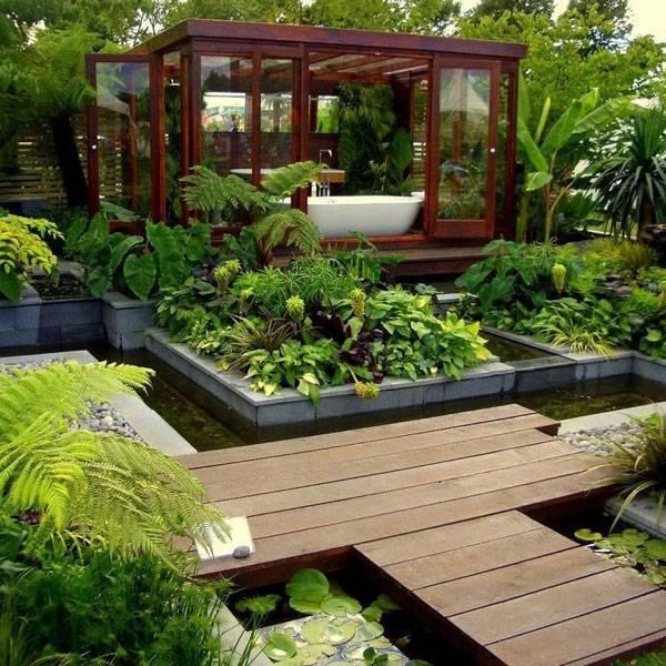 بالصور تزيين حدائق البيوت , اجمل صور الحدائق 4628 7