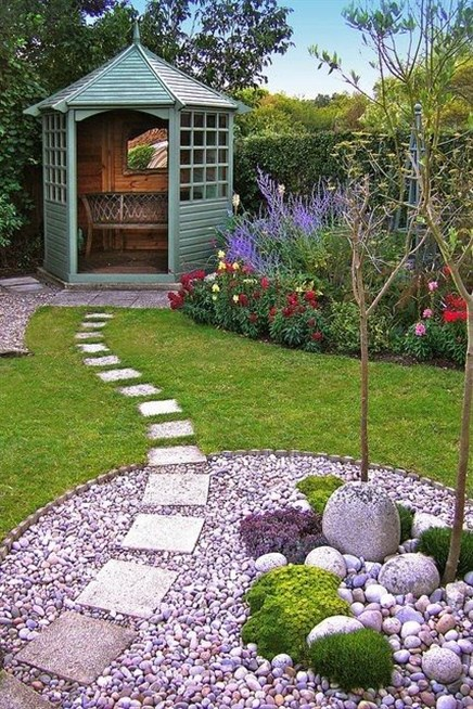 بالصور تزيين حدائق البيوت , اجمل صور الحدائق 4628 8