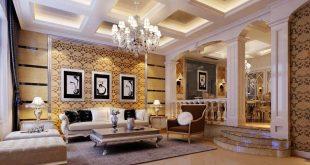 صور ديكورات غرف الجلوس , تصميمات غرف جلوس شيك