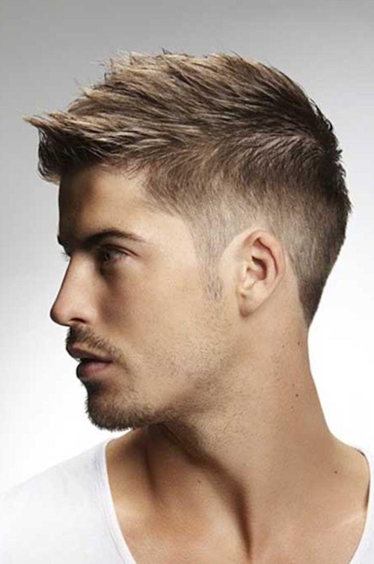 بالصور اجدد قصات الشعر للشباب , احدث صيحات الموضه لقصات الشعر 2084 5