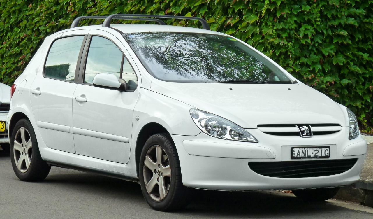 بالصور سيارة بيجو 307 , مميزات وعيوب سياره بيجو 2090 1