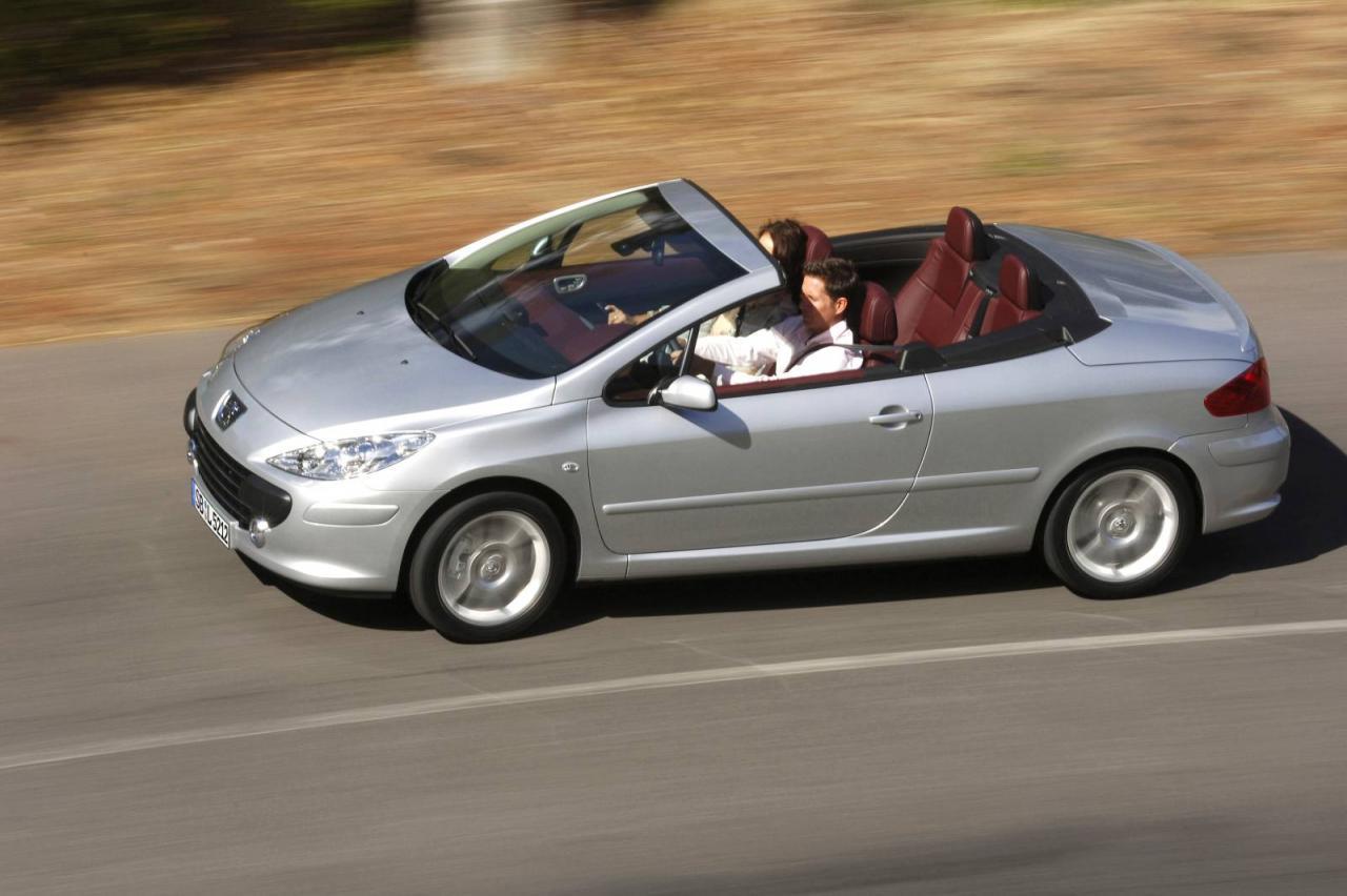 بالصور سيارة بيجو 307 , مميزات وعيوب سياره بيجو 2090 11