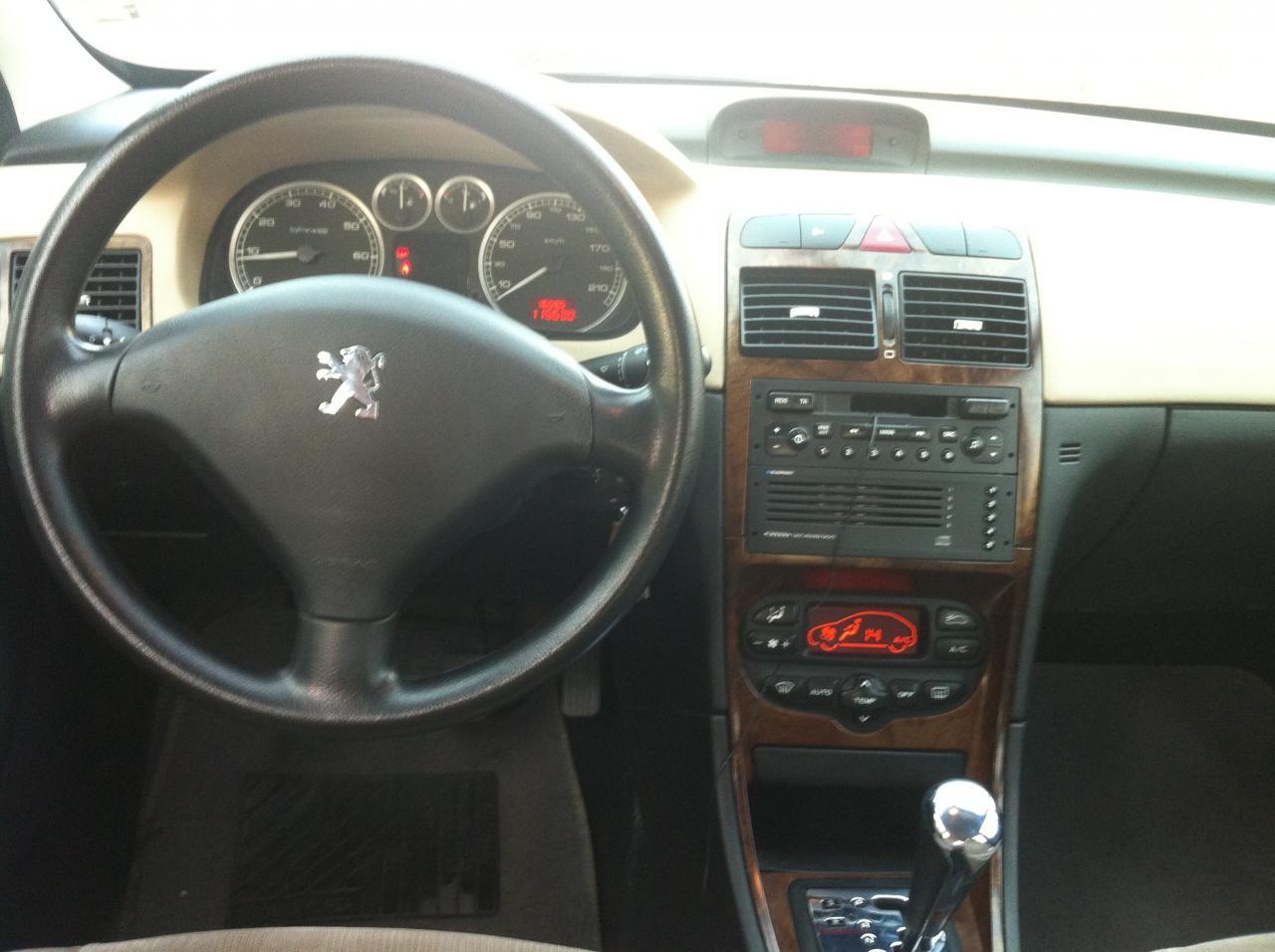 بالصور سيارة بيجو 307 , مميزات وعيوب سياره بيجو 2090 4