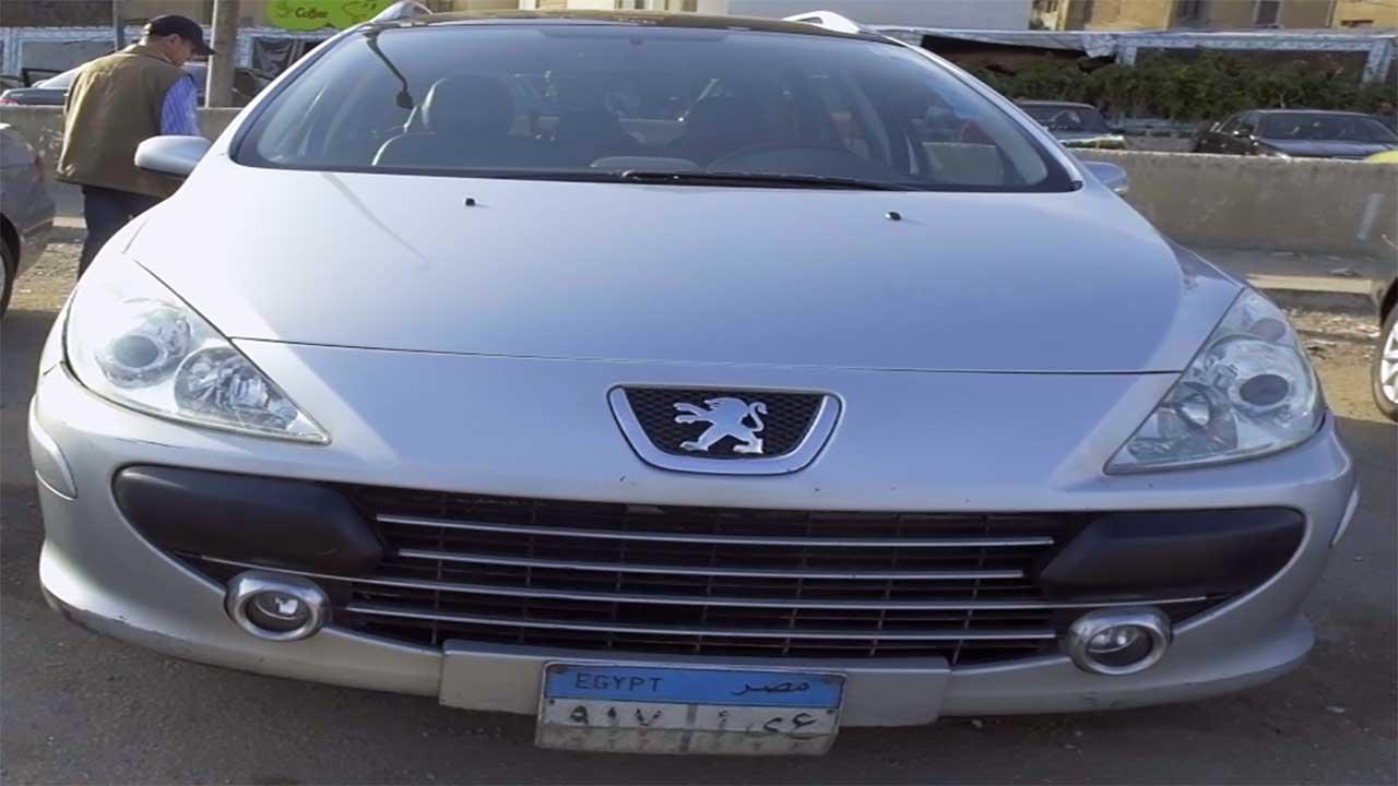 بالصور سيارة بيجو 307 , مميزات وعيوب سياره بيجو 2090 8
