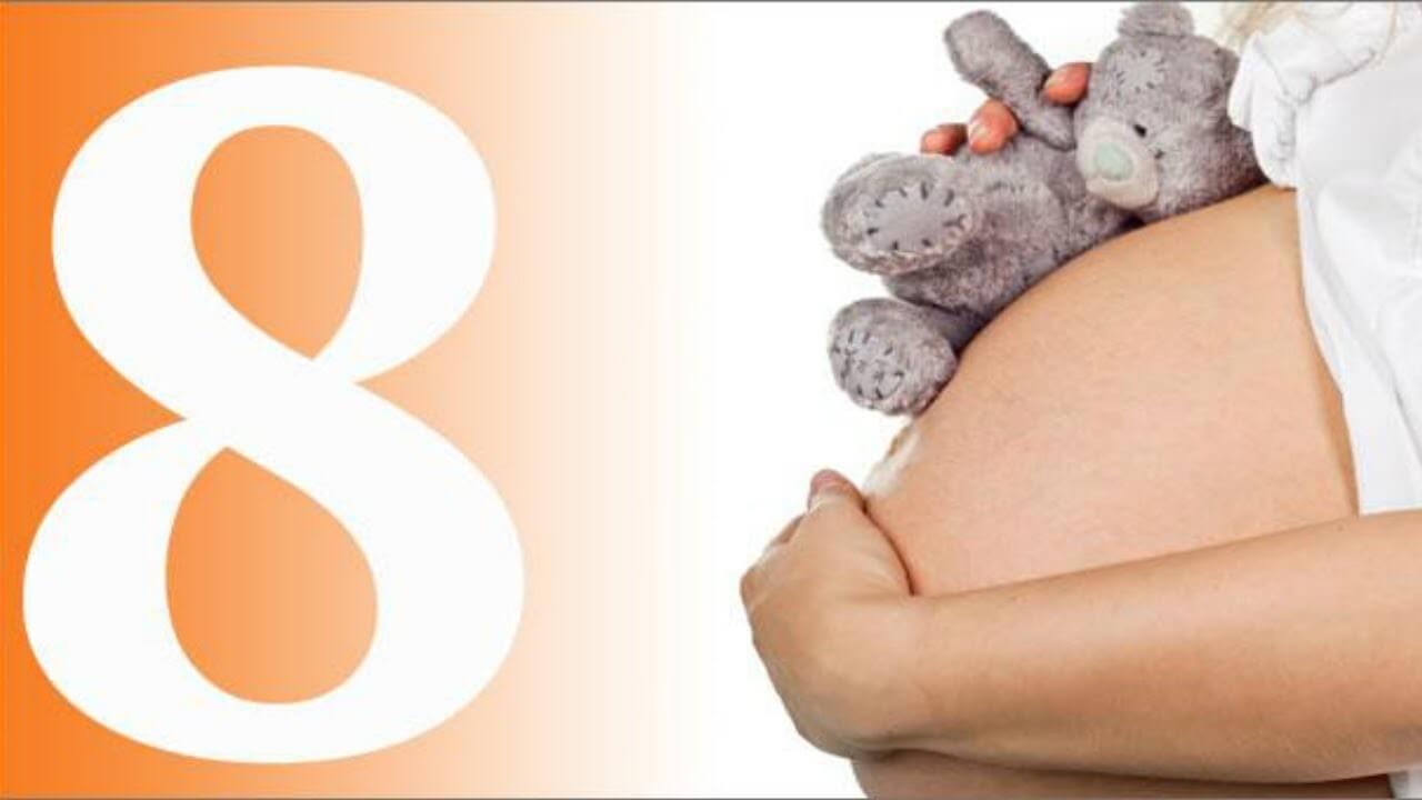 صور الافرازات الخضراء للحامل في الشهر الثامن , طرق علاج الافرازات الخضراء اثناء الحمل