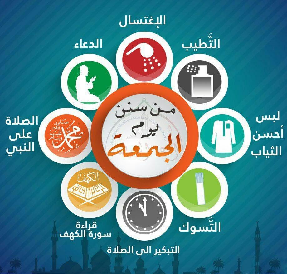 بالصور شعر يوم الجمعة , احتفالات المسلمين بيوم الجمعه 2269 1