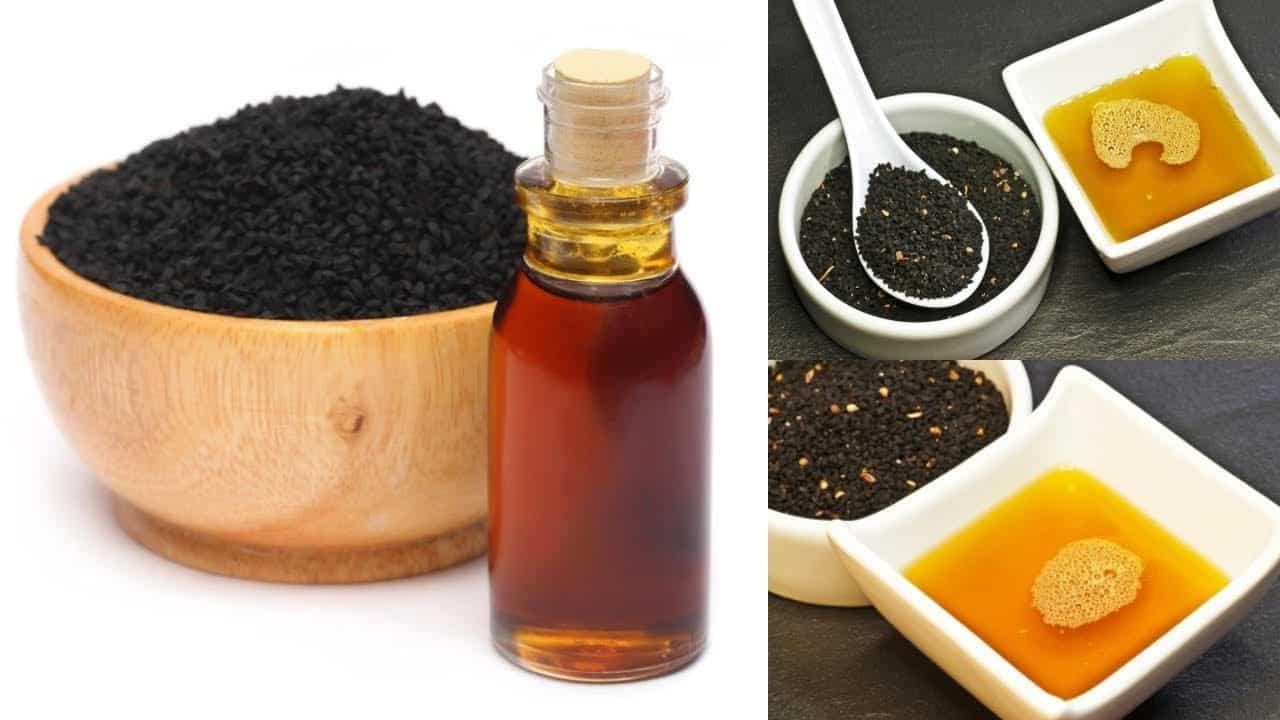 صورة فوائد الحبة السوداء مع العسل , طريقه استخدام حبه البركه مع العسل