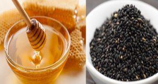 صور فوائد الحبة السوداء مع العسل , طريقه استخدام حبه البركه مع العسل