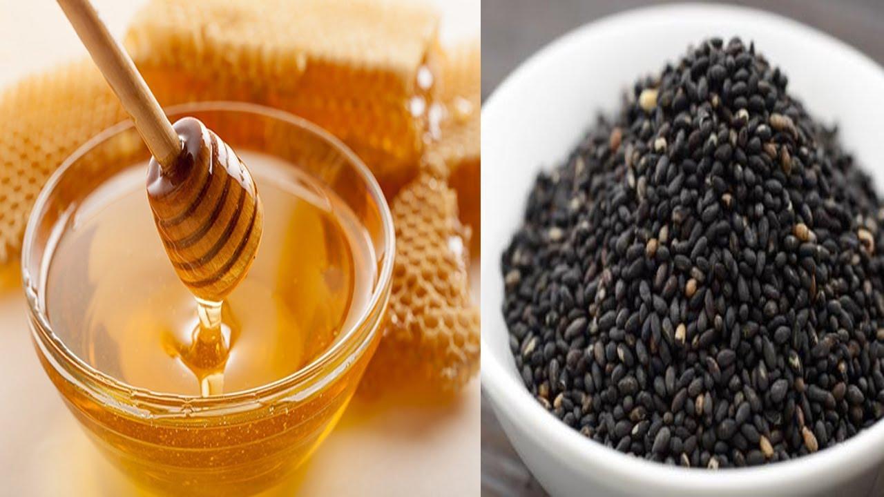 بالصور فوائد الحبة السوداء مع العسل , طريقه استخدام حبه البركه مع العسل 2548