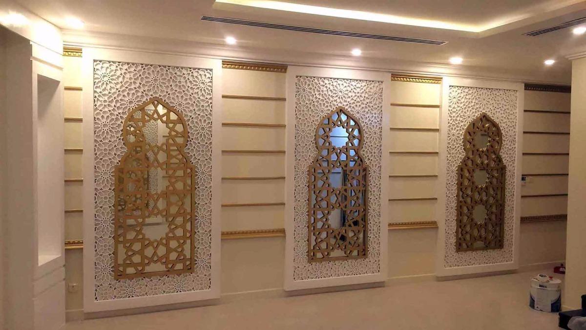 بالصور ديكورات خشبية للجدران , افضل الصور للجدران الخشبية