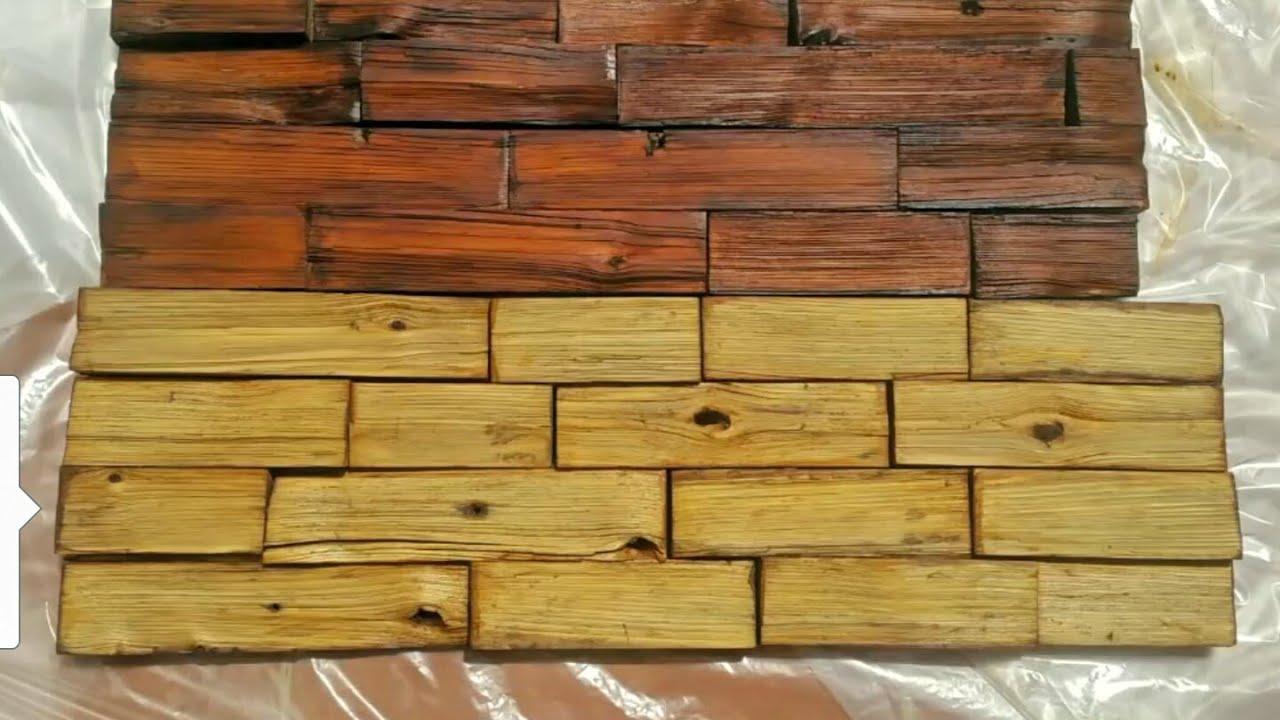 بالصور ديكورات خشبية للجدران , افضل الصور للجدران الخشبية 4472 12