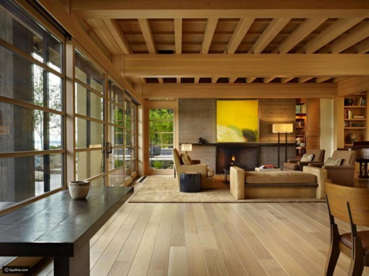 بالصور ديكورات خشبية للجدران , افضل الصور للجدران الخشبية 4472 8