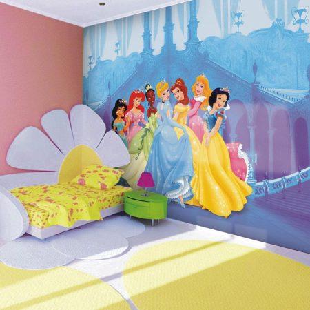 صور ورق حائط 3d لغرف الاطفال , تزين غرف الاطفال