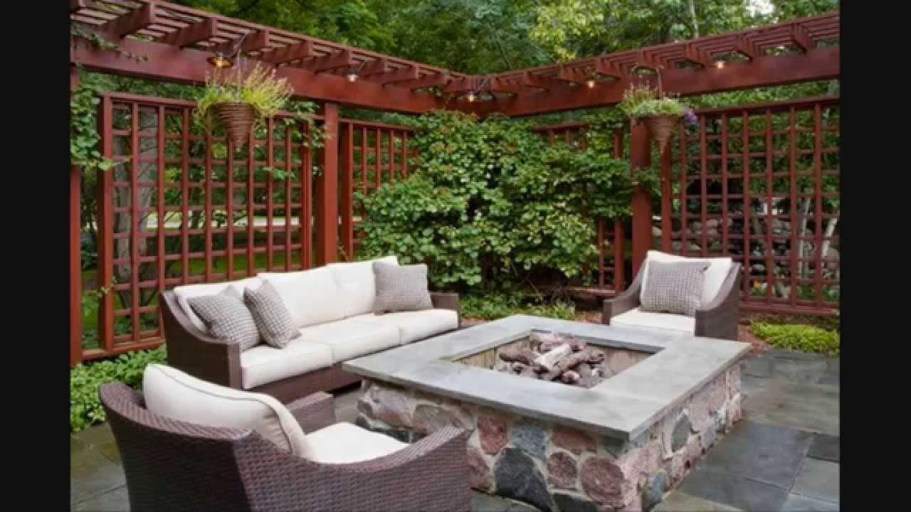 صور تصميم حدائق منزلية بسيطة , اجمل صور للحدائق المنزليه