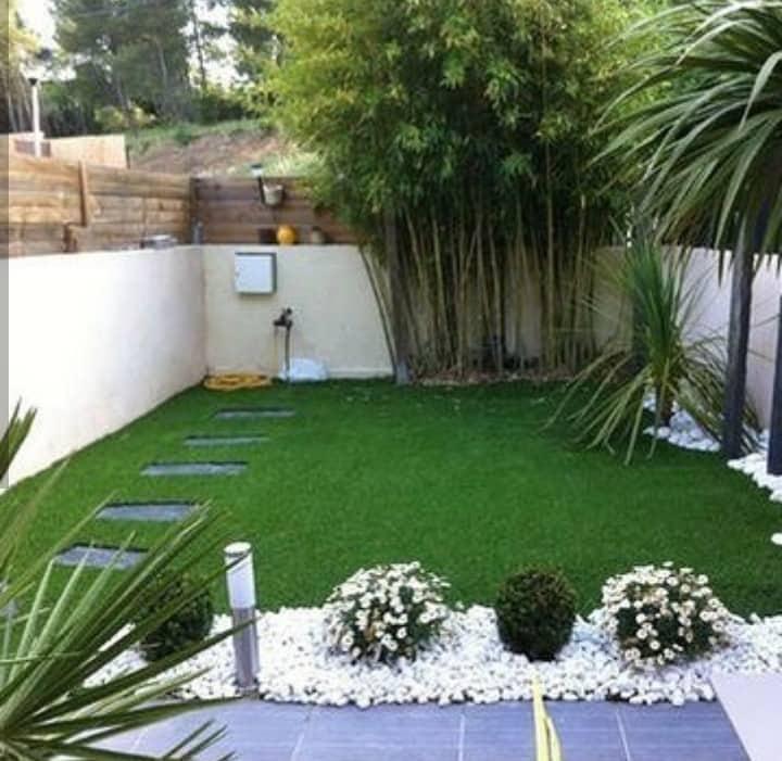 بالصور تصميم حدائق منزلية بسيطة , اجمل صور للحدائق المنزليه 4565 10