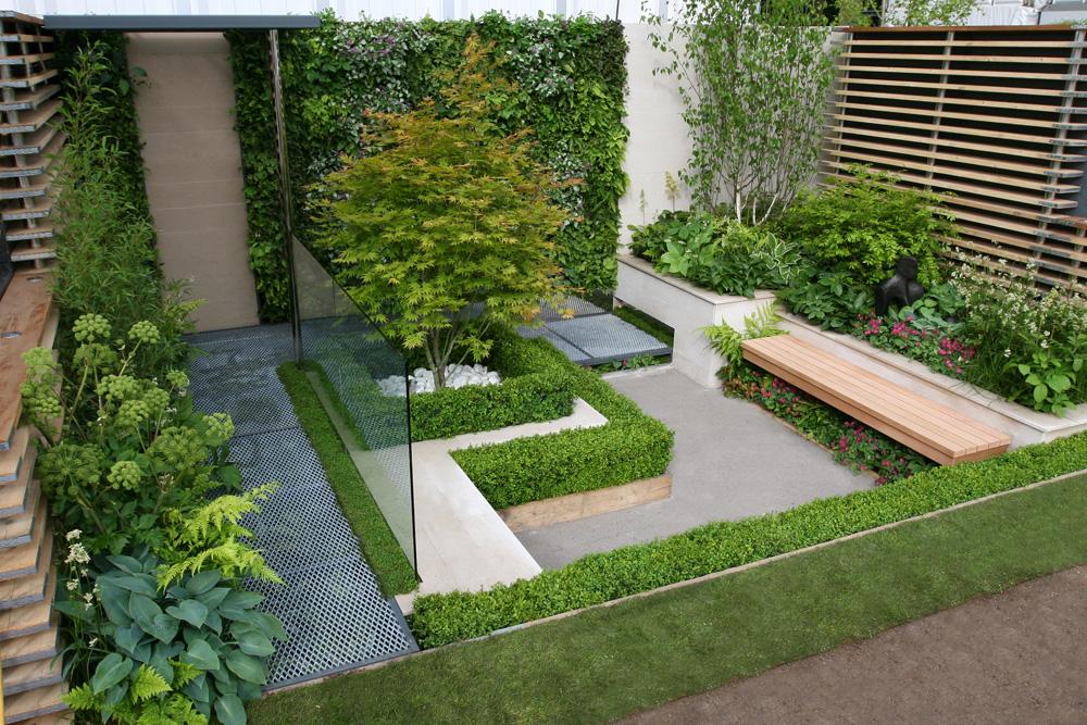 بالصور تصميم حدائق منزلية بسيطة , اجمل صور للحدائق المنزليه 4565 11