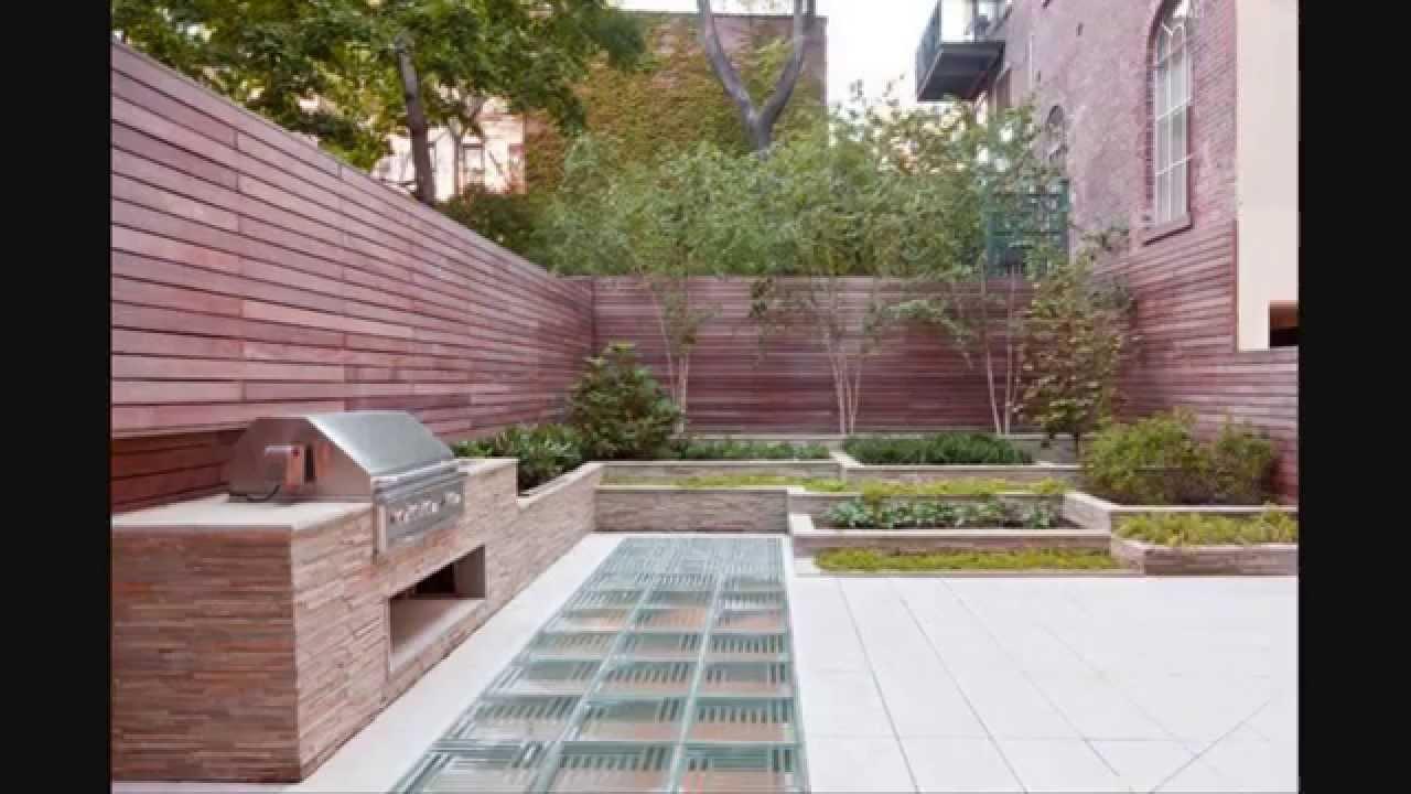 بالصور تصميم حدائق منزلية بسيطة , اجمل صور للحدائق المنزليه 4565 13