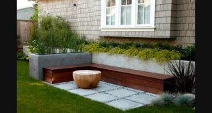 بالصور تصميم حدائق منزلية بسيطة , اجمل صور للحدائق المنزليه 4565 14 310x165