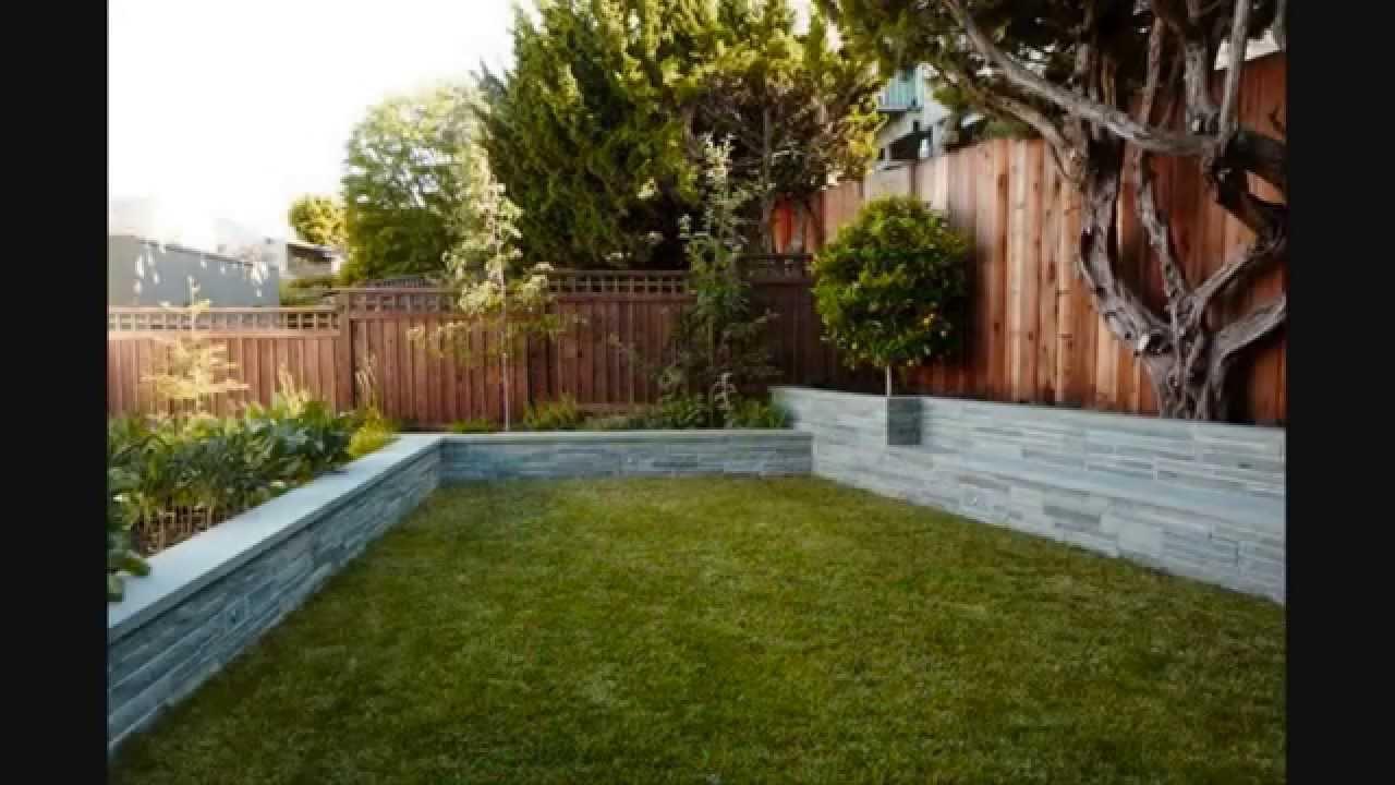 بالصور تصميم حدائق منزلية بسيطة , اجمل صور للحدائق المنزليه 4565 2