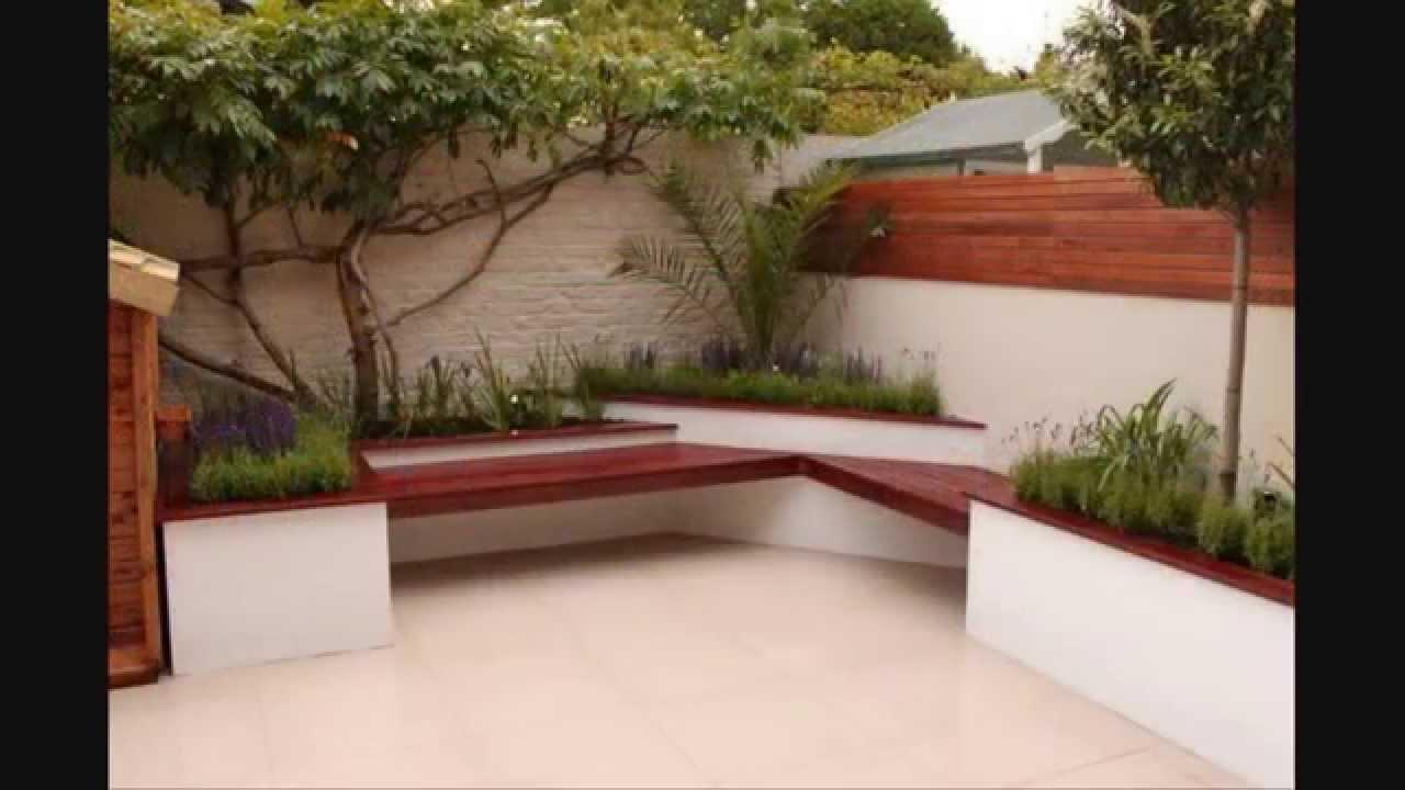 بالصور تصميم حدائق منزلية بسيطة , اجمل صور للحدائق المنزليه 4565 5
