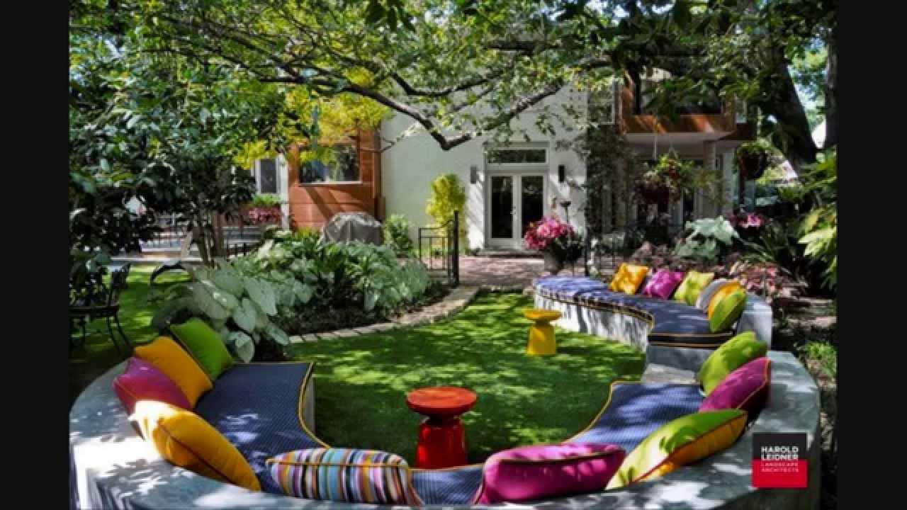 بالصور تصميم حدائق منزلية بسيطة , اجمل صور للحدائق المنزليه 4565 6