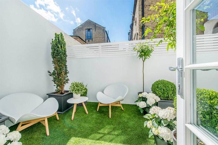 بالصور تصميم حدائق منزلية بسيطة , اجمل صور للحدائق المنزليه 4565 8