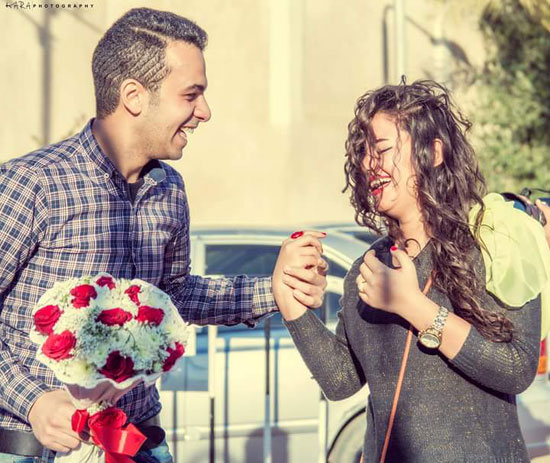 صور شاب مع فتاة , الحب بين الشباب والفتيات