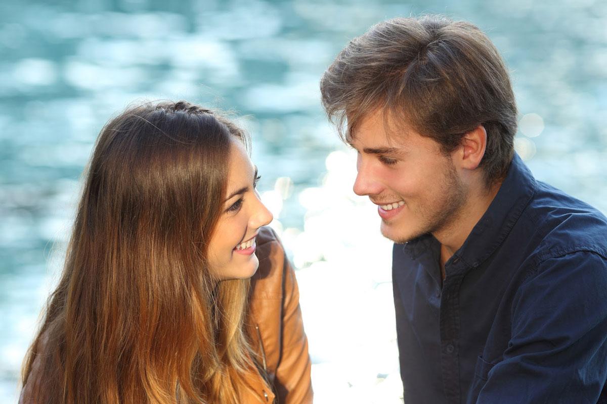 بالصور شاب مع فتاة , الحب بين الشباب والفتيات 4584 11