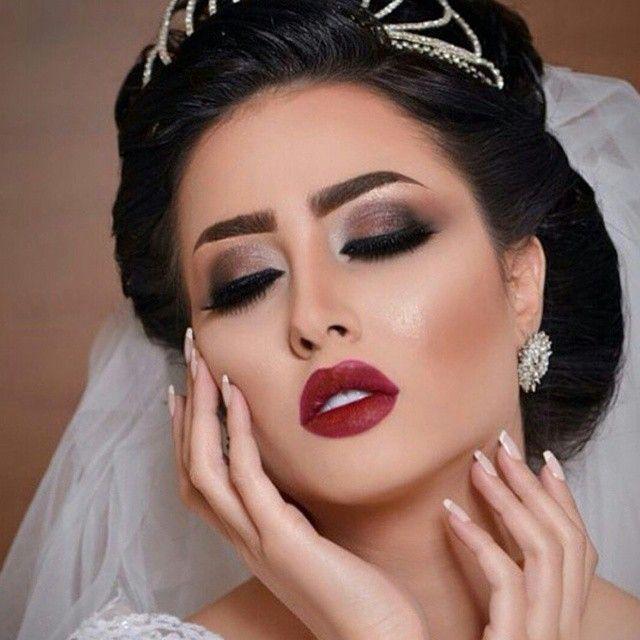بالصور صور مكياج عيون عروس , مكياج للعرايس والفتيات 4670 13