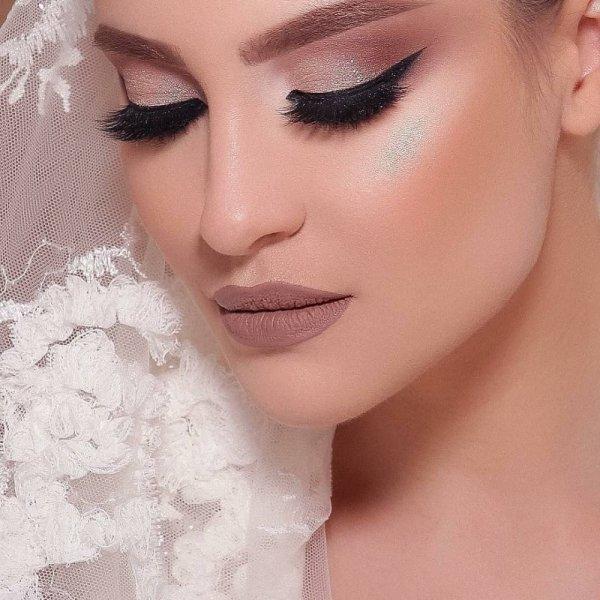 بالصور صور مكياج عيون عروس , مكياج للعرايس والفتيات 4670 2