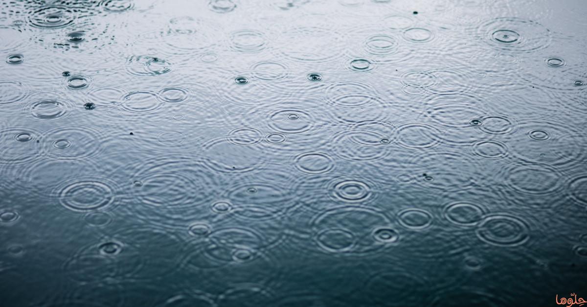 صورة تفسير حلم المطر للمتزوجه , حلمت الدنيا بتمطر