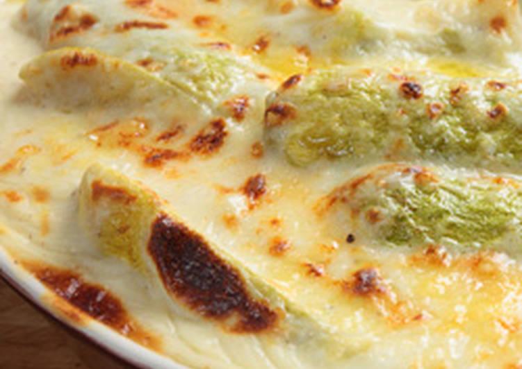 بالصور طريقة عمل الكوسة بالبشاميل , اكله البشاميل بالكوسه اللذيذه 4954 1