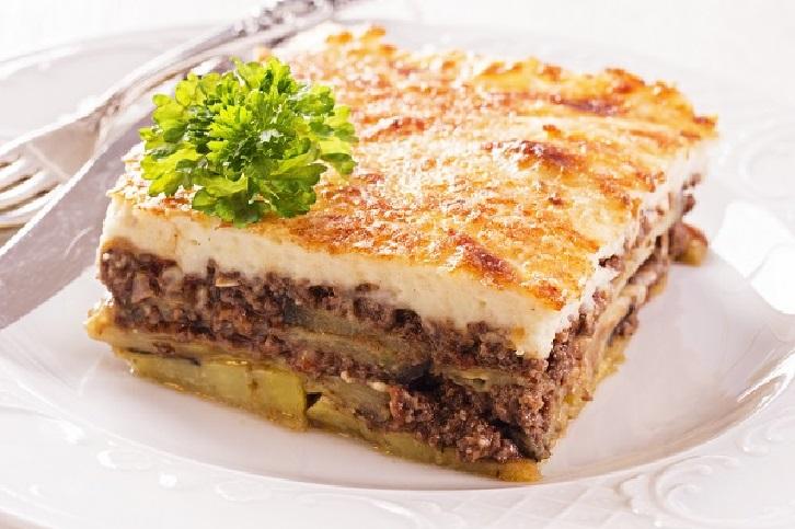بالصور طريقة عمل الكوسة بالبشاميل , اكله البشاميل بالكوسه اللذيذه 4954