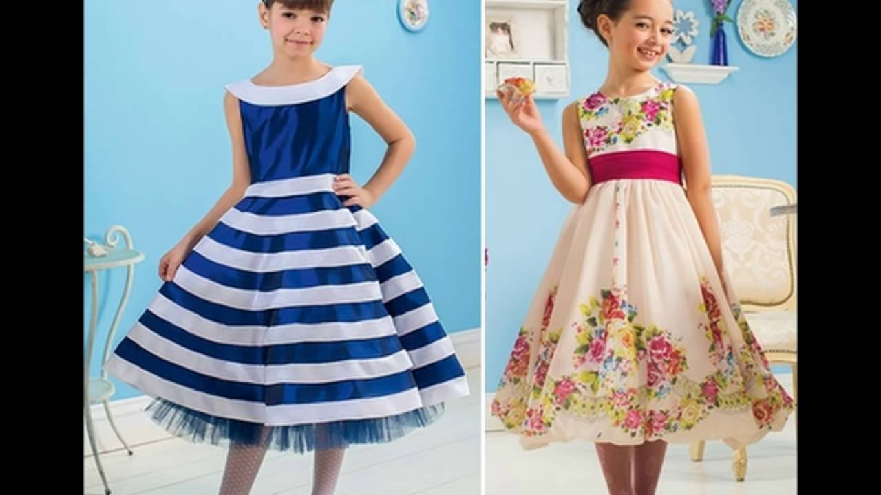 بالصور ملابس بنوتات للعيد , ملابس للفتيات رائعه 4995 10