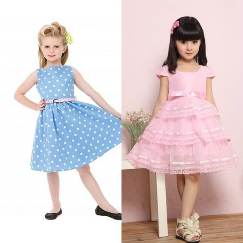 بالصور ملابس بنوتات للعيد , ملابس للفتيات رائعه 4995 11