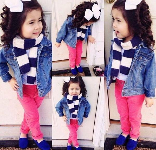 بالصور ملابس بنوتات للعيد , ملابس للفتيات رائعه 4995 8
