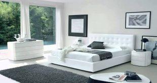 صور غرف نوم باللون الابيض , تصميمات غرف نوم