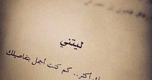 بالصور منشورات عتاب فيس بوك , كلمات عتاب و حب 2161 11 310x165