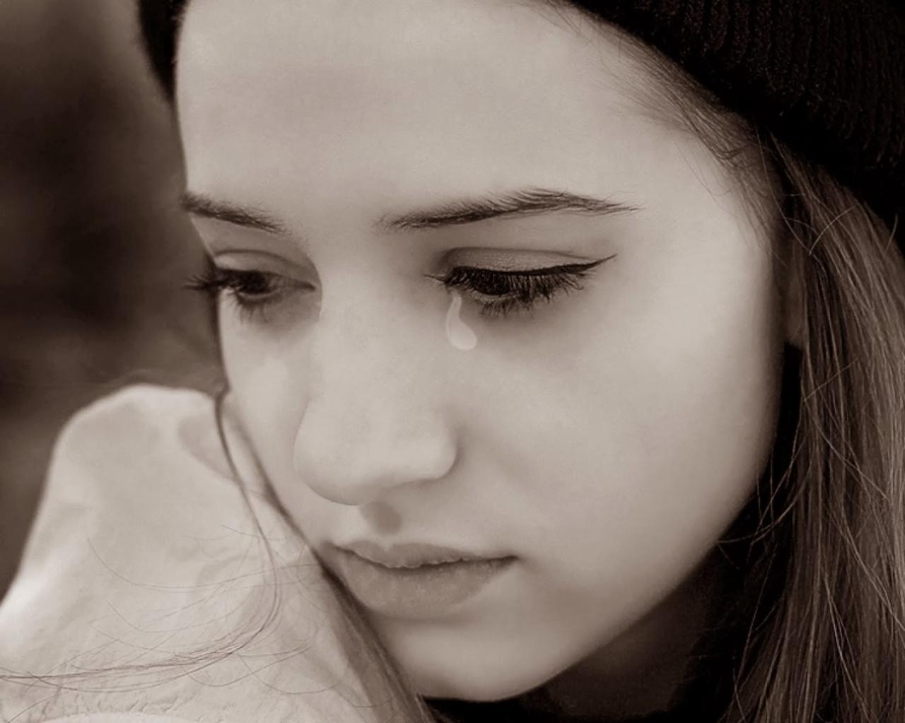 بالصور صور دموع حزينة , صور متنوعه حزن وبكاء 2245 28