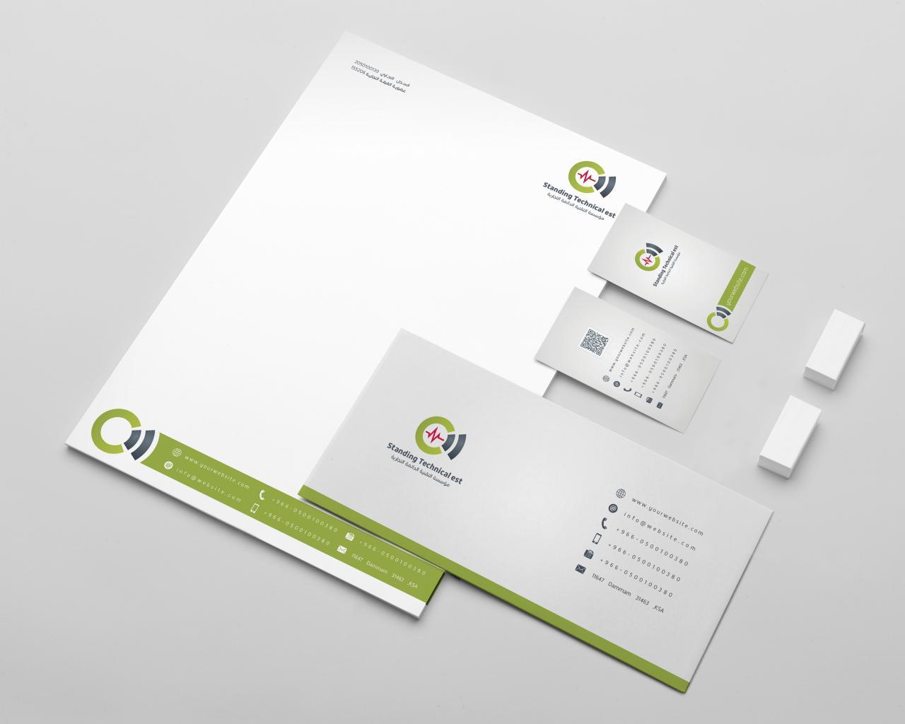 صور تصميم ورق رسمي جاهز , صور ورق رسمي