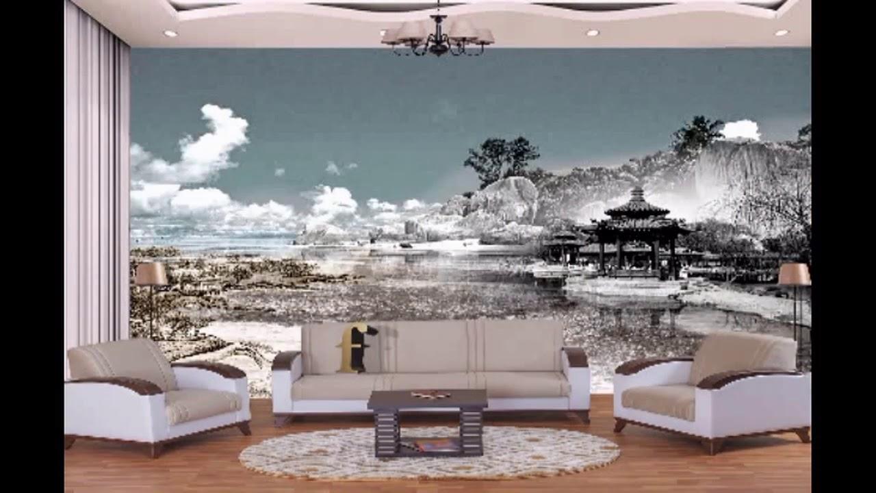 صور ورق جدران ثلاثى الابعاد , ديكورات حوائط عصريه