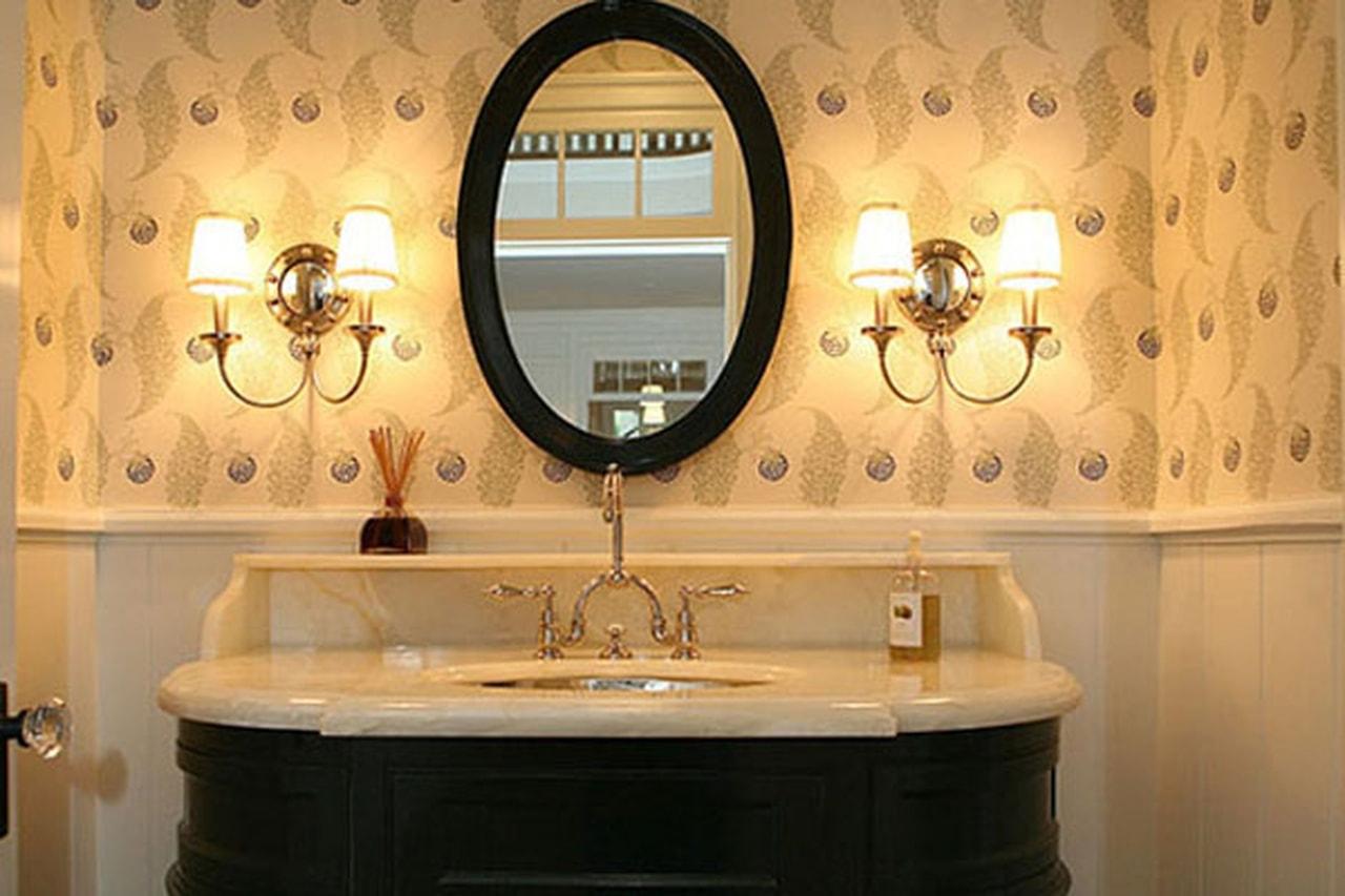 صورة عالم الحمامات والمغاسل , احدث ديكورات احواض الحمامات