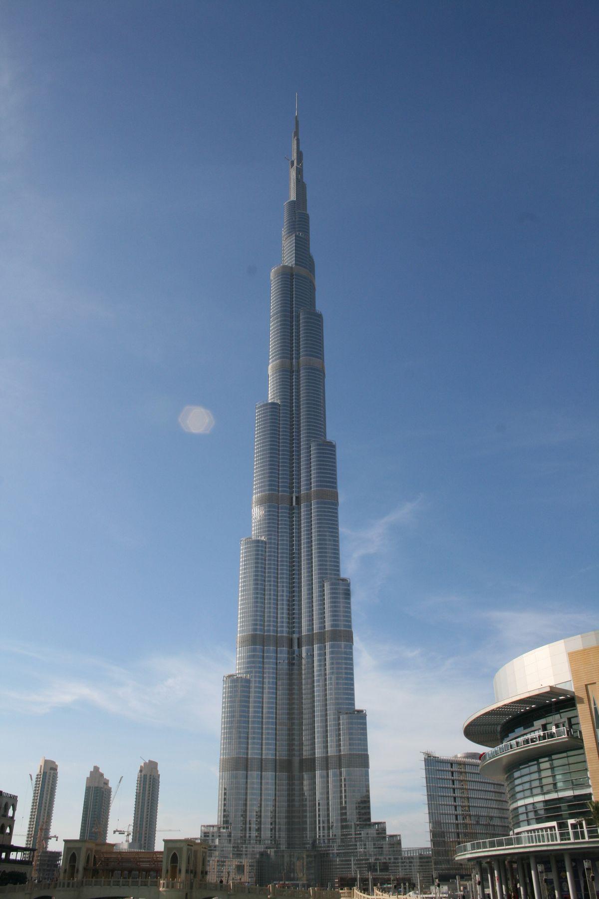 صور برج خليفة بالانجليزي , اطول ابراج العالم