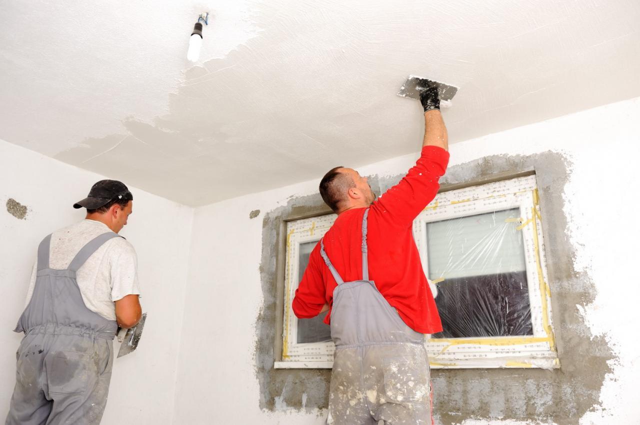 صور طريقة دهان الجدران بالمعجون , اساسيات لاستخدام المعجون علي الحائط