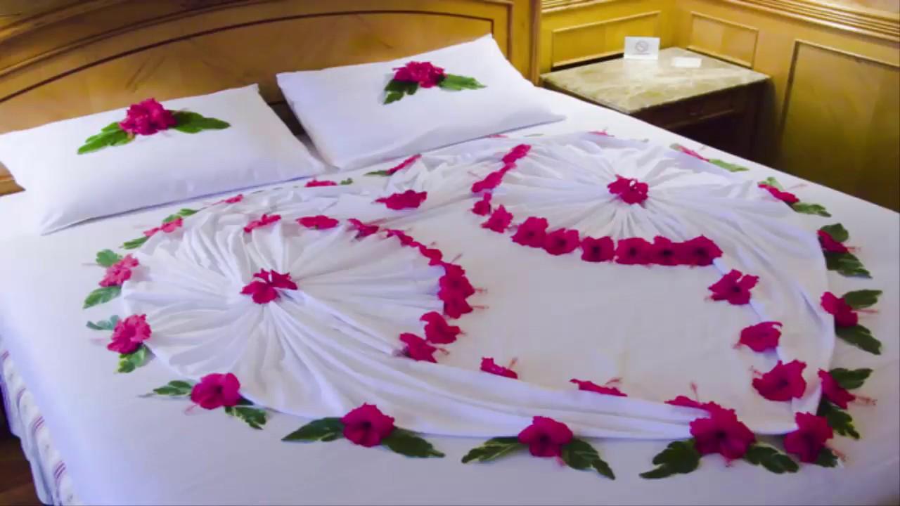 صور تزيين غرف نوم عرسان , ديكورات غرف نوم رومانسيه