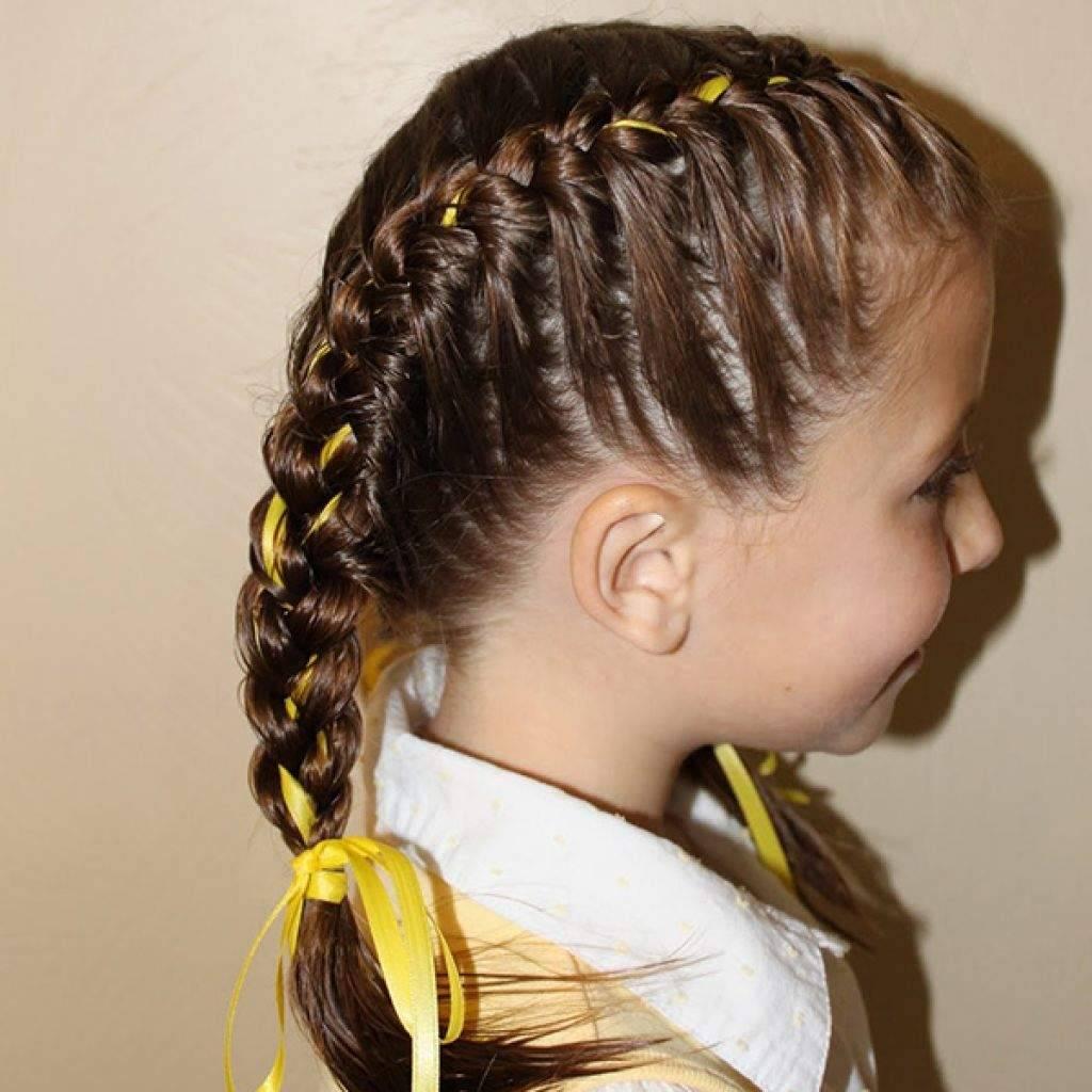بالصور تسريحات شعر مدرسية , صور تسريحات شعر بسيطه 2442 6